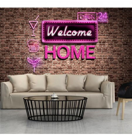 Fotomurale Welcome home